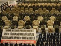 SEDAT PEKER - Sedat Peker'den ÖSO'ya destek