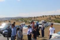OSMAN ALTıN - Köylülerden Besi Çiftliği Protestosu