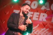 HÜSEYİN KAĞIT - Mezitli'de Hüseyin Kağıt Konseri