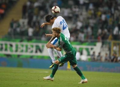 Hazırlık Maçı Açıklaması Bursaspor Açıklaması 0 - Ankaragücü Açıklaması 2 (Maç Sonucu)