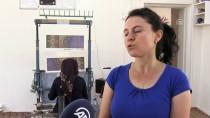 KAPLUMBAĞA TERBIYECISI - Bu Halıların Santimetrekaresi Üç Günde Dokunuyor