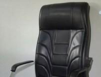MAKAM KOLTUĞU - Menemen Belediyesi Başkanı'nın koltuğuna haciz