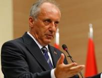 CHP KURULTAY - Muharrem İnce'den kurultay açıklaması