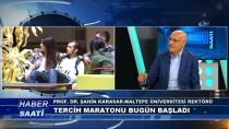 KARASAR - Prof. Dr. Şahin Karasar Açıklaması 'Sınav Sistemindeki Değişiklikler Daha İyiye Ulaşmak İçin'