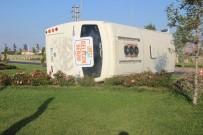 Servis Midibüsü Devrildi Açıklaması 4 Yaralı