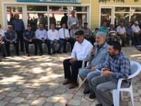 AK Parti Milletvekili Mustafa Kendirli Açıklaması 'Halkla İstişare Halinde Sorunlarımızı Çözüme Kavuşturacağız'