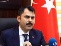 MAVİ KART - Çevre Ve Şehircilik Bakanı Kurum Açıklaması 'Foça'daki Kirlilik Kontrol Altında'
