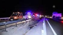 Konya'da Trafik Kazası Açıklaması 1 Ölü, 6 Yaralı