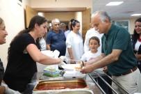 ARİF SAĞ - Başkan Karabağ, Yeni Cemevinde Oruç Açtı
