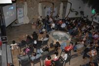 DONDURMAM GAYMAK - 100 Yaş Evinde İftarlık Gazoz Filmi Gösterimi
