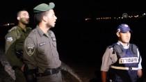 LUT GÖLÜ - İsrail Filistinlilerin Kurduğu Sembolik Köyü Yıktı