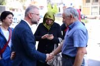 MAVI AY - Kahramankazan'da 53 Bin Nüfuslu Aile