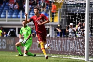 Cengiz Ünderli Roma, Chievo İle Berabere Kaldı