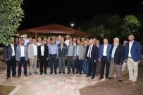 FİKRİ IŞIK - AK Parti Kocaeli Milletvekili Fikri Işık, Körfez'in Köylerini Dolaştı