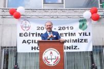 AŞKIN ÖĞRETMEN - İlk Ders Belediye Başkanı Aydıner'den