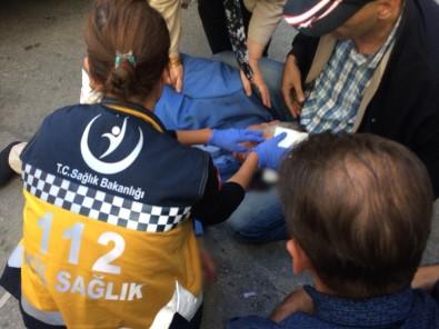 Eski MHP Milletvekili Özcan Yeniçeri Kazada Yaralandı