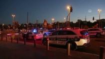 ŞAM KAPISI - İsrail Polisi Doğu Kudüs'te Bir Filistinliyi Şehit Etti