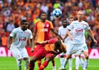 MANUEL FERNANDES - UEFA Şampiyonlar Ligi Açıklaması Galatasaray Açıklaması 1 - Lokomotiv Moskova Açıklaması 0 (İlk Yarı)