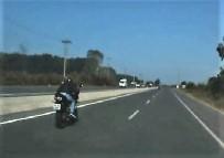 Motosikletli Grubun Son Görüntüleri Ortaya Çıktı