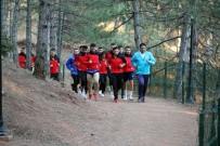 CAN YÜCEL - Yozgat İl Özel İdarespor Sezon Hazırlıklarına Başladı