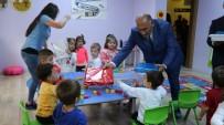 AYŞE ŞAHİN - Erol Şahin Çocukları Sevindirdi