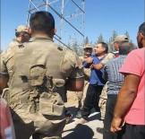 Kaçak Elektrik Denetimi Yapan Ekibe Saldırı