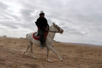 Yılkı Atları Kırgızların Elinde Evcilleşiyor