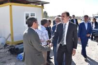 Büyükşehir'den Sarayönü'ne İki Yatırım