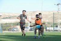 Özvatan Gençlik İlk Hazırlık Maçını Farklı Kazandı
