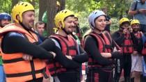Raftingciler Sonbahar Yağmurlarını Bekliyor