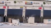 DELGADO - 'Biga Taş Heykel' Sempozyumu