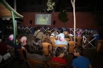 ERTEM EĞILMEZ - Eyüpsultan'da Açıkhavada Sinema Keyfi