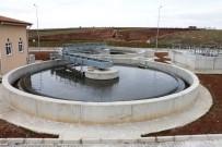 Hilvan'da Atık Su Tesisi Hizmete Sunuldu