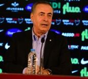 DROGBA - Mustafa Cengiz Açıklaması 'Başkan Futbolcu Transferine Karışmaz'