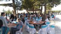 Şarkikaraağaç Kızıldağ'da 'Sağlıklı Bir Nefes İçin' Sloganlı Tanıtım Festivali