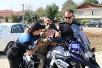 SERAP ACAR - Polis SMA Hastası Çocuğun Hayalini Gerçekleştirdi