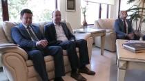TAHSIN TARHAN - CHP Heyetinden YTSO'ya Ziyaret