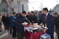 HIZ KONTROLÜ - Emniyet Müdürü Alper Namaz Çıkınca Pilav Dağıttı