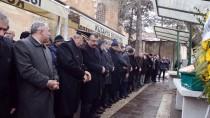 CELALETTIN LEKESIZ - İçişleri Bakanlığı Müşavirlerinden Muammer Yaşar Özgül'ün Acı Günü