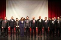MUSTAFA KARAMAN - AK Parti Bartın'daki Belediye Başkan Adaylarını Tanıttı