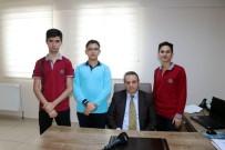 İBRAHİM SELİM - Bu Okul Mesleki Yarışmalara Damga Vurdu