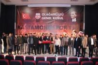 Kastamonuspor 1966 Olağan Genel Kurulu Gerçekleştirildi