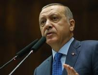 TBMM - Cumhurbaşkanı Erdoğan'dan Trump görüşmesine ilişkin açıklama