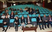 Nevşehir'de Görev Yapan Rehber Öğretmenlere NEVÜ Tanıtıldı