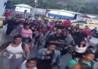 ORLANDO - Yeni Göç Kervanı ABD'ye Doğru Yola Çıktı