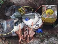 Mardin'de 150 kilogram patlayıcı ele geçirildi