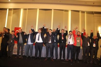 Eskişehirspor'da görev dağılımı belli oldu