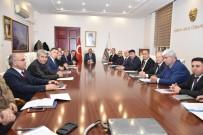 CEMAL HÜSNÜ KANSIZ - Manisa'da Mesleki Eğitim Toplantısı Gerçekleştirildi