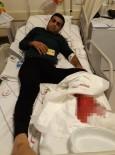 PAYALLAR - Alanya'da Trafik Kazası Açıklaması 1 Yaralı