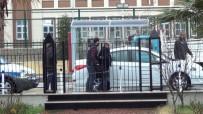 BEYTEPE - Ayvalık'ta Yakalanan FETÖ'nün 'Mahrem Sorumlusu' Adliyeye Sevk Edildi